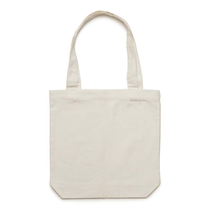 AScolour Canvas Carry bag front view