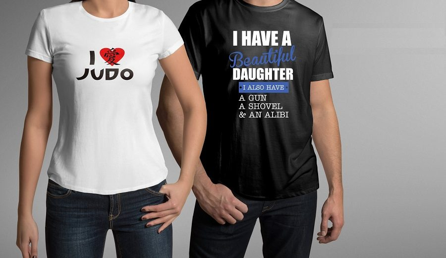 T-shirt quotes